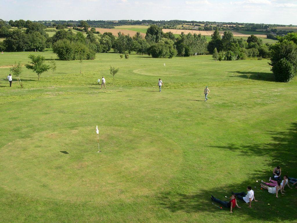 Golf et Swin golf