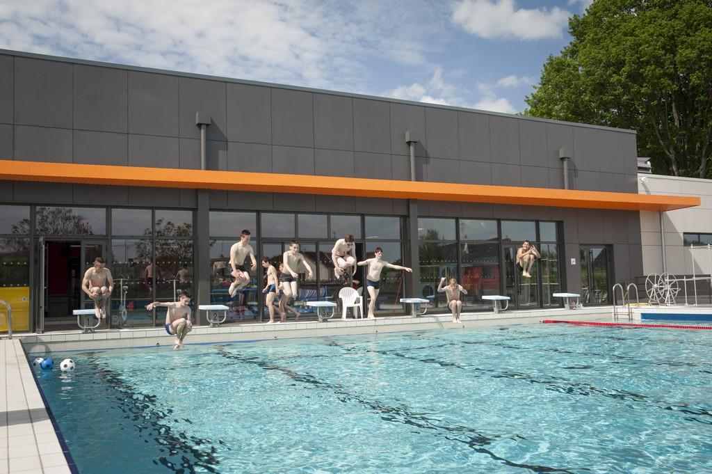 Erdre canal for t piscine les bassins de la chesnaie - Piscine nort sur erdre ...