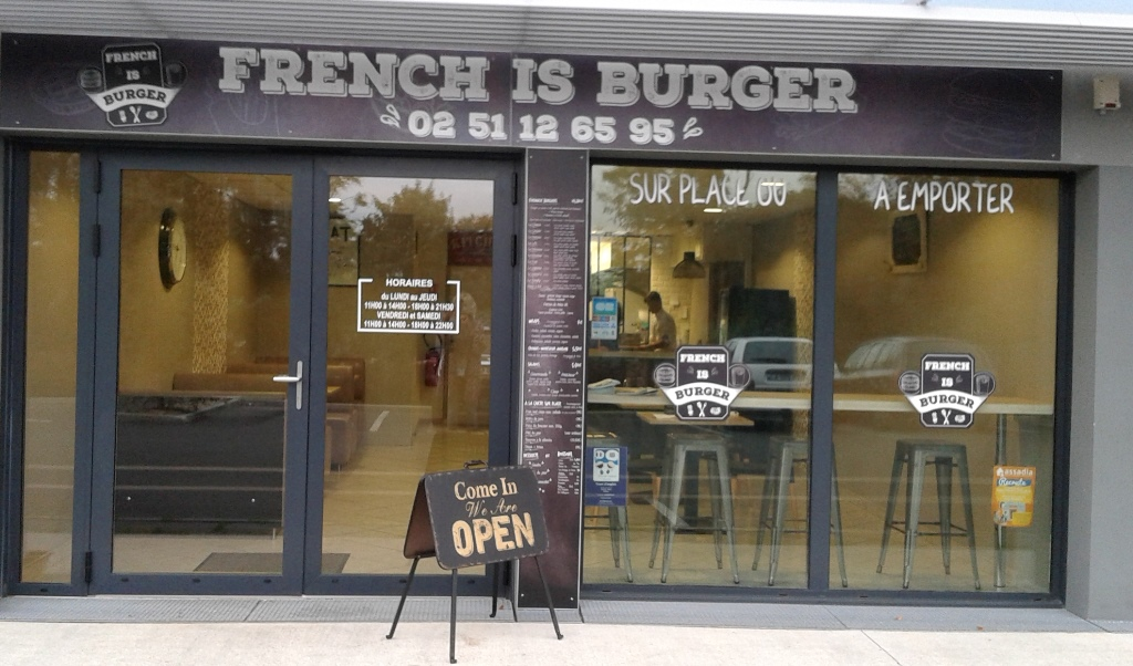 FRENCH IS BURGER