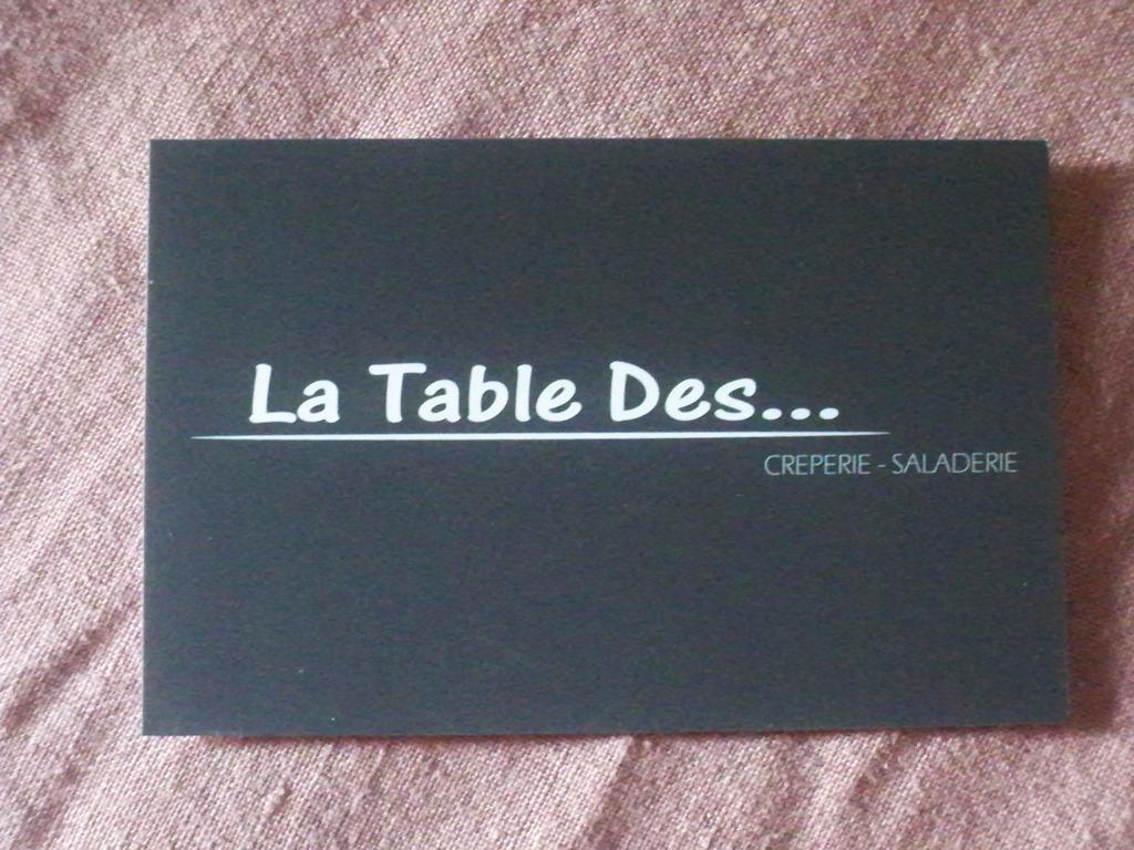 Restaurant la table des heric - Restaurant la table des delices grignan ...