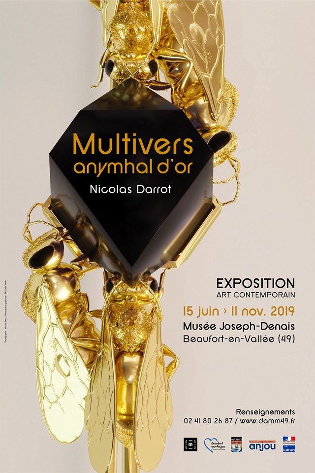 Exposition Multivers anymhal d'or