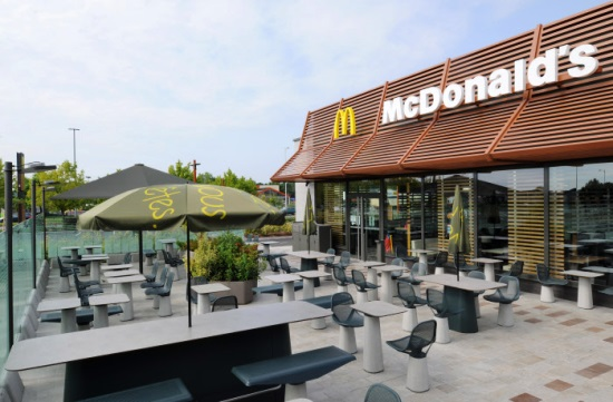 mc donalds beaufort